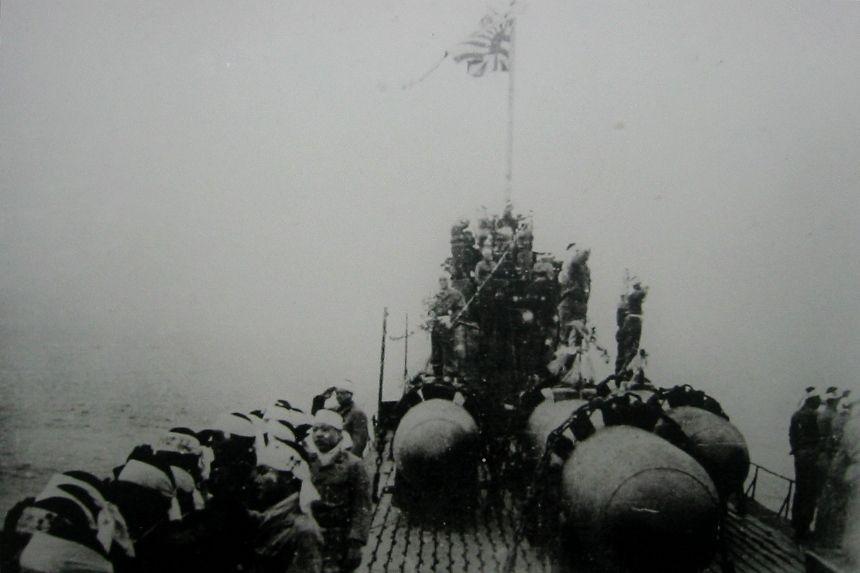 戦争経験者に聞く戦後70年(5):特攻兵器人間魚雷「回天」隊員からイエズス会士へ 大木章次郎神父の信仰と倫理と戦争①
