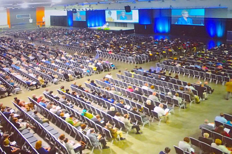 国際ギデオン協会、国際大会に97カ国から2千人 贈呈聖書20億冊突破