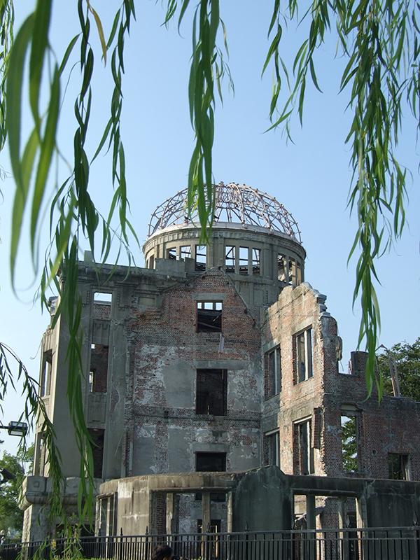 戦後70年の広島から(1):国家とキリスト教・被爆証言の継承・平和の行進と祈り 70回目の8月6日前に広島にキリスト者集う