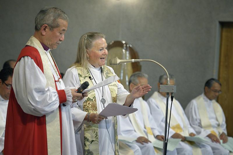 WCC巡礼団やカトリック、広島・長崎70年で核廃絶訴え 海外のキリスト教メディアも報道
