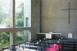 六甲山の「風の教会」、8年ぶりの一般公開へ 芸術の拠点として復活