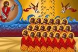 「イスラム国」に殺害されたエジプト人キリスト教徒21人の遺族に新しい家を寄贈