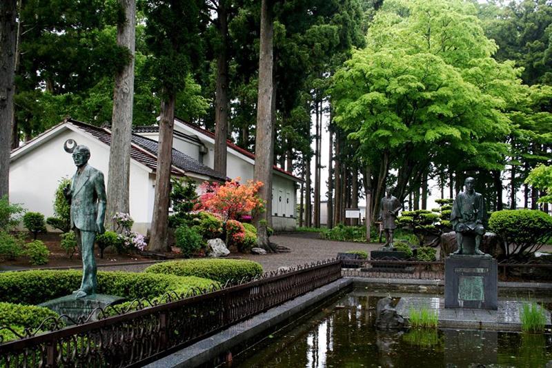十和田市立新渡戸記念館(写真:同館提供)<br />