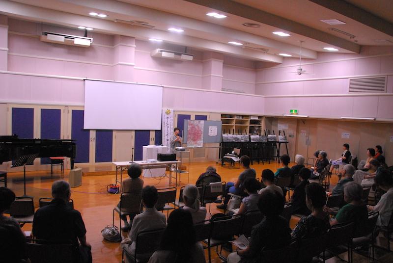 「戦争は絶対にやってはいけない」 東京大空襲の証言者・二瓶治代さん、矯風会の集いで訴える