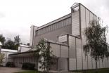 FINE ROAD―世界のモダンな教会堂を訪ねて(3)デンマークの教会堂②