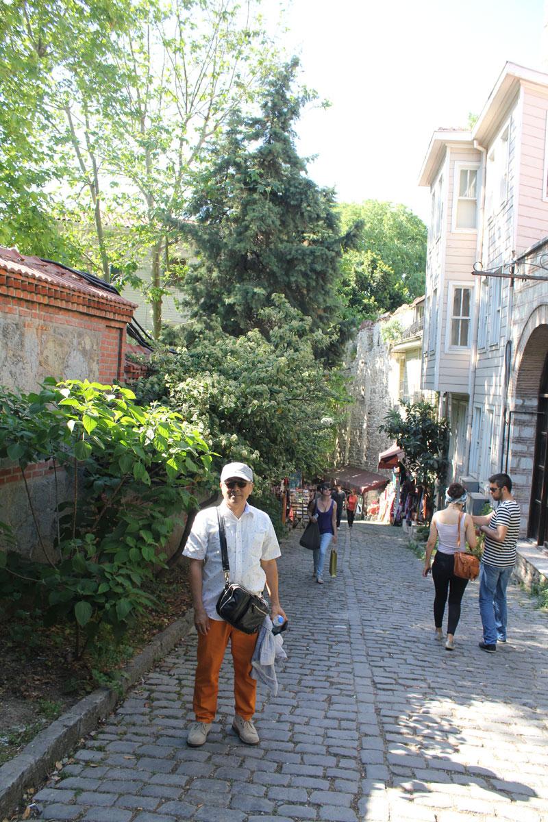 妹尾光樹のイスラエル旅行記(10)イスタンブールへ