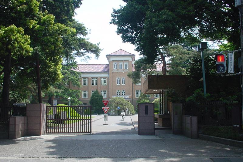 2017年4月から女子大学としては初めてとなる「総合政策学部(仮称)」を新設する津田塾大学(写真:Hykw-a4)