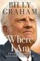 ビリー・グラハム牧師、9月末に新刊『Where I Am』出版