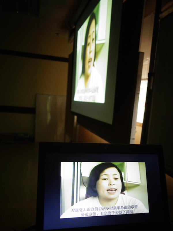 香港基督教協進会、中国の抗日戦勝70周年で「慰安婦」ビデオを上映