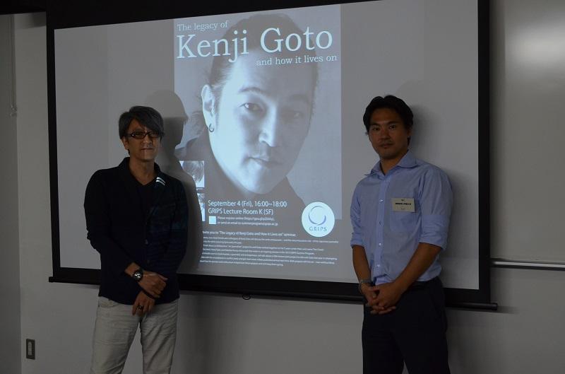 「後藤健二」を語る 友人2人が都内で講演