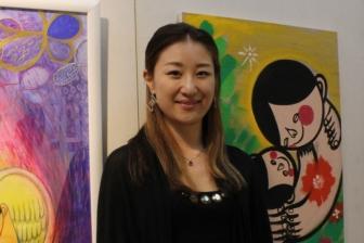 【インタビュー】世界中に笑顔を広げるアーティスト・RIEさん