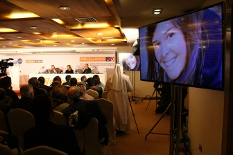 米女性人道活動家、空爆で死亡ではなく「イスラム国」が殺害 逃亡した少女3人が証言