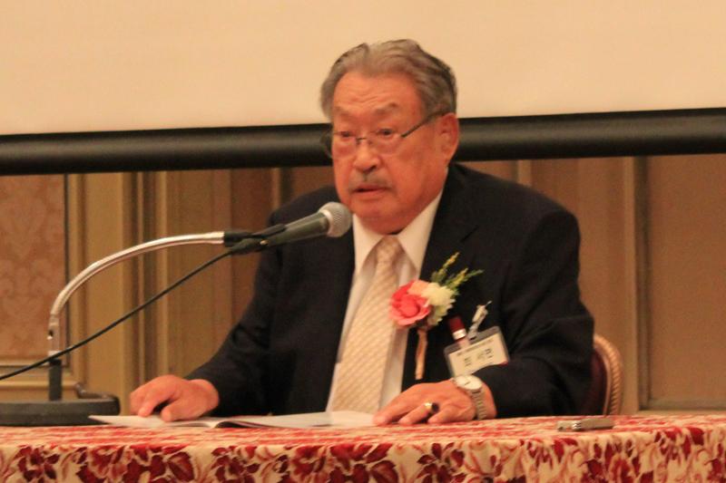 日韓の平和と和解の集い 日韓国交正常化50周年「世界老人指導者フォーラム」開催