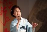「対馬丸の子どもからあなたへ」 女優・松木路子さん、沖縄の悲劇語り平和を祈る朗読会開催