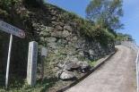 長崎の教会群をイコモスが現地調査 初日は原城跡と日野江城跡を視察