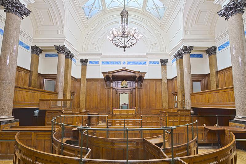 英国の裁判所(写真:Michael D Beckwith)