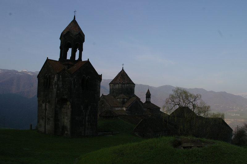 世界自転車旅行記(14)ジョージアからアルメニアへ 木下滋雄