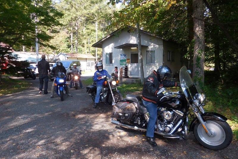 森に響くロックのリズム、バイクのエンジン音 日本初のクリスチャン・ロックフェス、松原湖で開催
