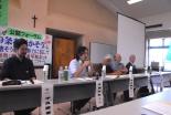 「戦後70年の今こそ、地上に平和を」 カトリック「正義と平和」全国集会東京大会(2)