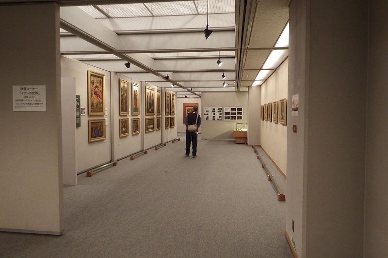 日本初のイコン画家・山下りん、50年以上イコンを描き続けた・日比和平 静岡ハリストス正教会寄贈イコン全20点が玉川大学教育博物館で公開