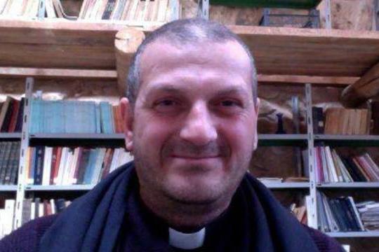 ISに誘拐されたシリアの司祭、5カ月後に無事解放