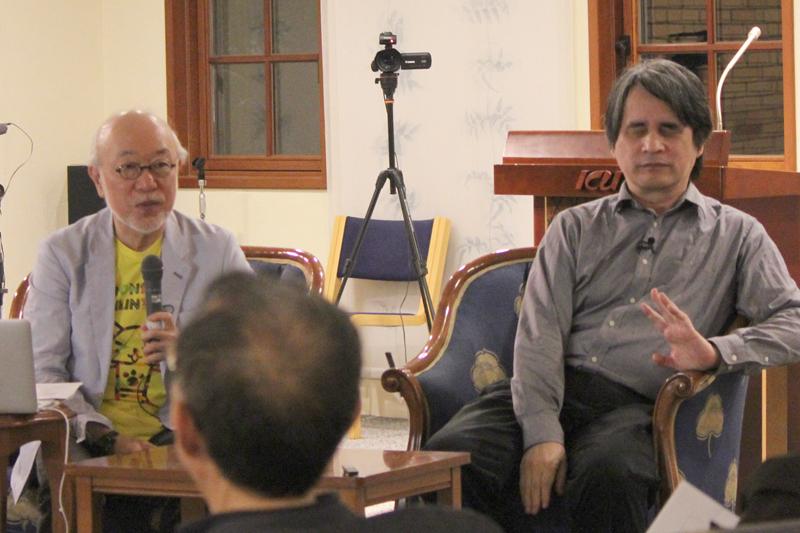 音楽家と生命科学者が対話 ICU、献学60周年事業で異色の講演会開催