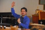 「平和は希望失わないことから」 キリスト者平和ネット事務局代表、「沖縄から見える平和」を語る