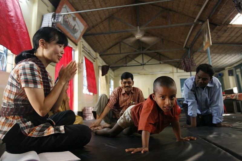 バングラデシュから愛をこめて JOCSの理学療法士ワーカーが11月に帰国報告会