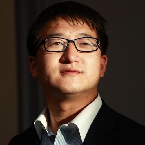 中国当局の十字架撤去運動の標的となっている浙江省の教会にいるところを逮捕された張凱氏(写真:チャイナエイド)
