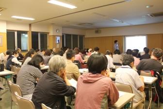 日本の難民の現状を知ろう、難民問題を学ぶ集会が聖イグナチオ教会で開催