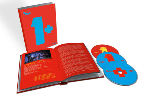 新たにミックスしたCD1枚と、50本の映像を収録したDVDまたはブルーレイ2枚がセットとなった「デラックス・エディション」(写真:ユニバーサル・ミュージック)