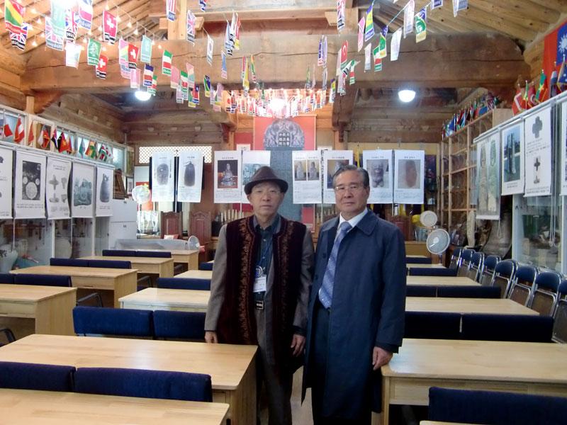 第6回アジア景教研究国際学術大会レポート 川口一彦