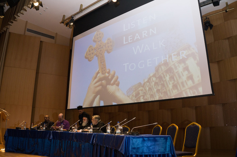 2日から4日まで、アルバニアの首都ティラナで「差別・迫害・殉教:共にキリストに従う」をテーマに開かれた、グローバル・クリスチャン・フォーラムの会議の様子(写真:グローバル・クリスチャン・フォーラム / Eero Antturi)