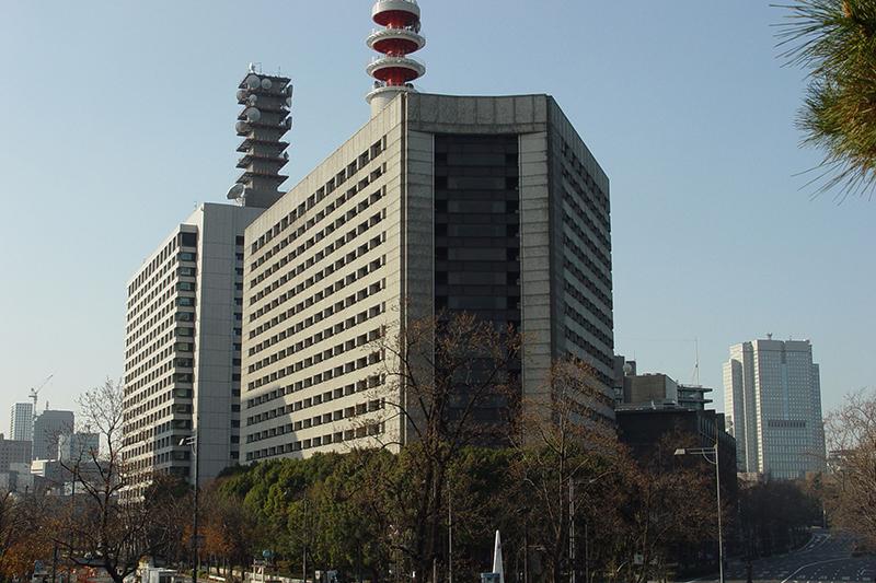 警視庁本庁舎=2015年(写真:Tsu)