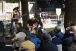 海外アーティストともに日本各地で音楽伝道「エクストリームツアー」開催、ホームレス伝道集会で演奏も