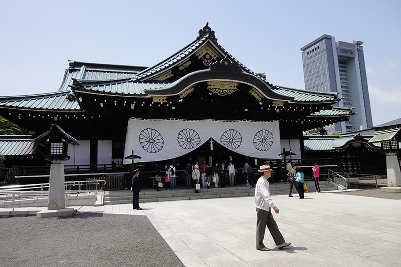 靖国神社(写真:TAKA@P.P.R.S)