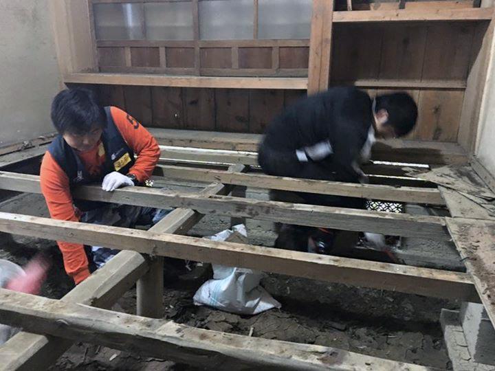 茨城水害、地元教会やキリスト教団体が被災者支援 避難所での炊き出しも