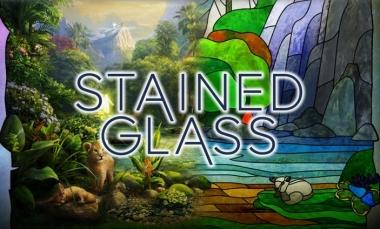「Stained Glass(ステンドグラス)」は、ライトサイド・ゲームズが制作する多くのキリスト教ゲームアプリの一つだ。(画像:ライトサイド・ゲームズ)