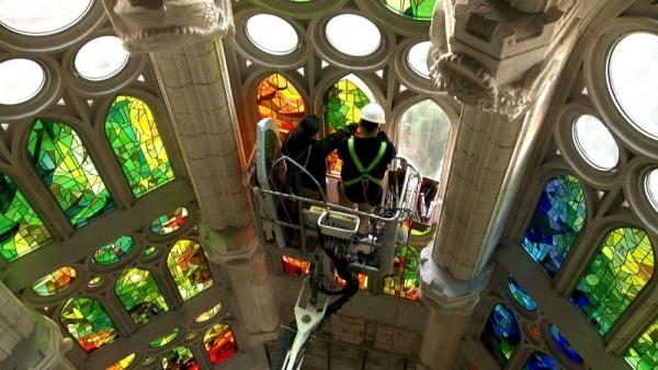 あの未完の教会建築プロジェクトが、あとたった11年で完成?! 映画『創造と神秘のサグラダ・ファミリア』12日から順次公開(動画あり)