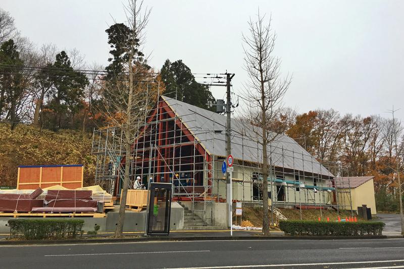 東日本大震災の津波で流された教会堂再建へ 来年3月の完成に向けてJIFHが協力