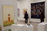 B&A20周年記念美術展、6日まで開催 これからも「この時代へ、この社会へ」美術を通して福音を発信