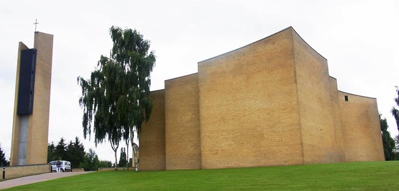 FINE ROAD―世界のモダンな教会堂を訪ねて(11)デンマークの教会⑩ 西村晴道