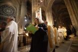 気候変動:クリスチャンの祈祷集会行われる 国連会議開催中にパリのノートルダム大聖堂で(動画あり)