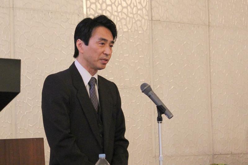 映像ジャーナリスト・栗本一紀さん、後藤健二さんを通して平和を語る 津田塾大学クリスマス礼拝