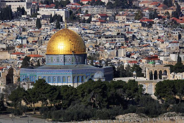 エルサレム旧市街(写真:Paul Arps)
