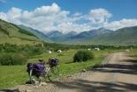 世界自転車旅行記(16)中央アジア 木下滋雄