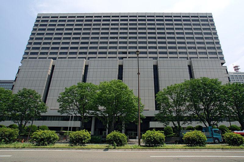東京高裁や東京地裁が入居する東京・霞が関の合同庁舎(写真:663highland)