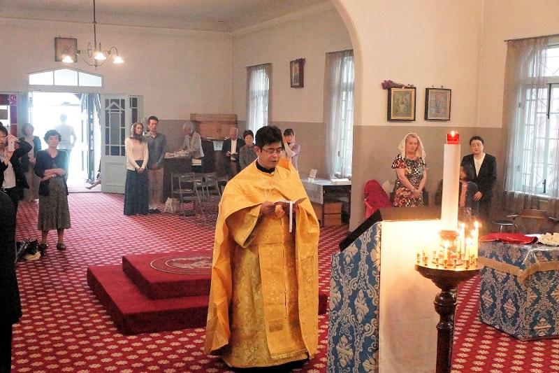 日本正教会・西日本主教教区に新司祭が2人誕生