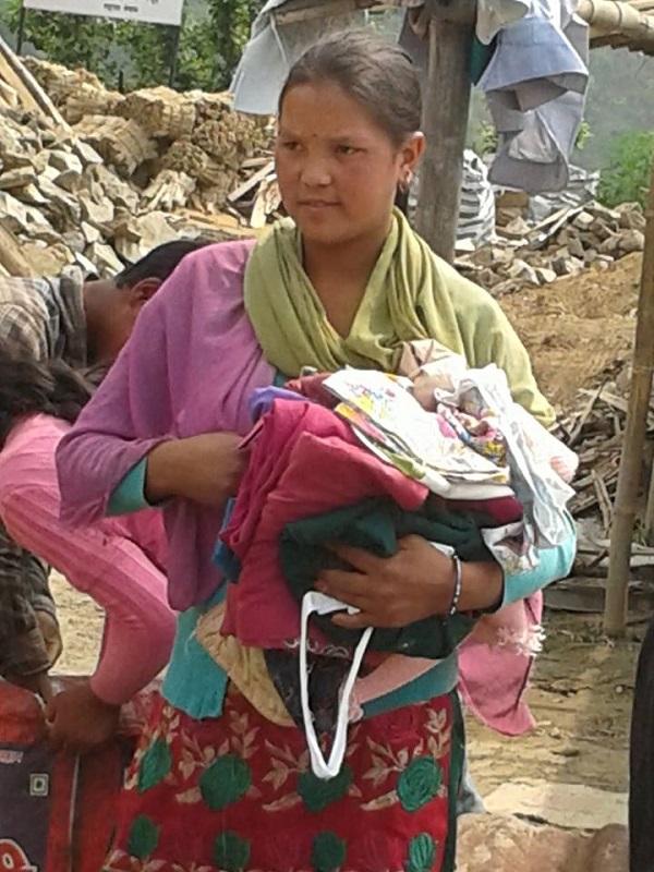 「大切なのは継続した支援」 ネパール震災復興支援イベント、茅ヶ崎カトリック教会で開催