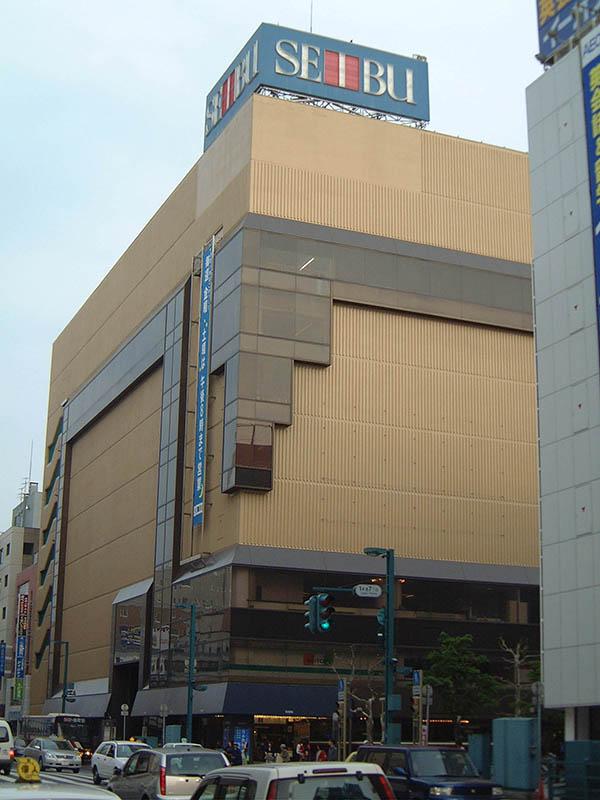 西武旭川店(写真:Milkteas)